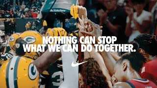 You Can't Stop Us | Nike