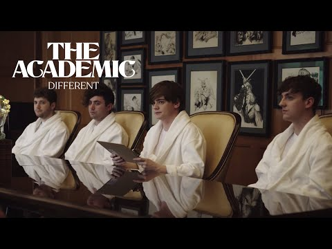 The Academic - Different (Official Video)