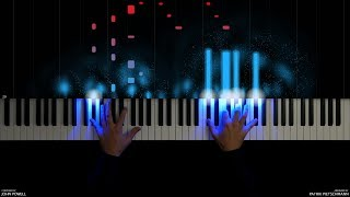 How To Train Your Dragon - Main Theme (Piano Version)