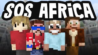 SOS Africa Charity Stream with Grian, Scar & Ren