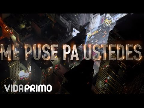 Tempo - Me Puse Pa Ustedes [Official Video]