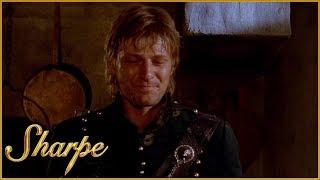 Sharpe Meets Former Wagonmaster-General Colonel Runciman | Sharpe