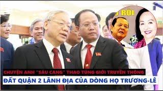 Phó bí thư TPHCM Tất Thành Cang, Chuyện ít ai biết về Đất Q2 lãnh địa dòng họ quyền lực Lê - Trương