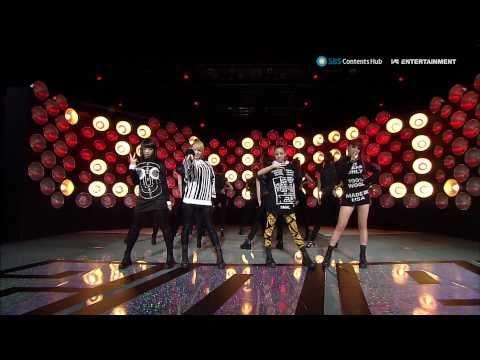 2NE1_0926_SBS Popular Music_CAN'T NOBODY [HD]
