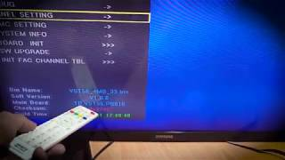 AGING MODE in SMART TV with Substitles  - LeD LcD Tv Technician
