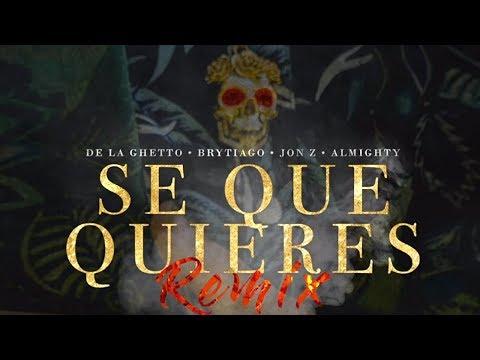 Sé Que Quieres (feat. Brytiago, Jon Z & Almighty) (Remix)