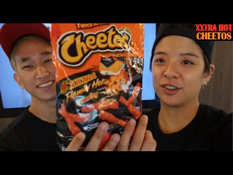 SM FAMILY reacts to XXTRA HOT Cheetos