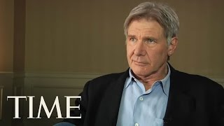 TIME Magazine Interviews: Harrison Ford