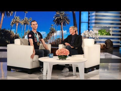 Olympian Adam Rippon Has Been Sleeping on Shawn Mendes