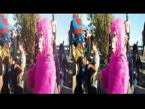 Super Hero Street Fair 2012 Highlights (YT3D:Enabled=True)
