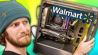Building a gaming PC at… WALMART?