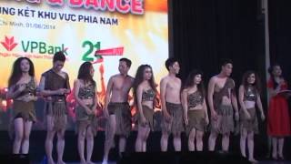 VP Bank Sing & Dance 2014