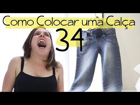 Јако: Како жените облекуваат фармерки број 34 кога носат 38