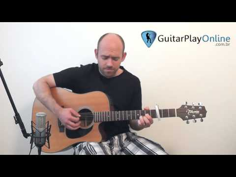 Baixar Apenas mais uma de amor (Lulu Santos) - Violão Fingerstyle (Acordes e Melodia juntos no violão)