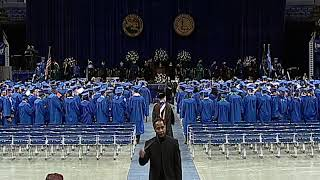 Indiana State University Fall Commencement 2019