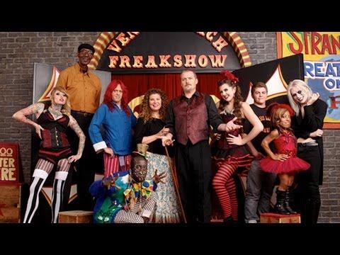 What is Freakshow: Inside Freakshow