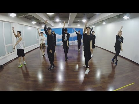EXO 엑소 'LOVE ME RIGHT' Dance Practice