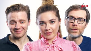 Florence Pugh, Jack Lowden & more on Fighting With My Family | Film4 Interview Special
