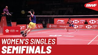 SF | WS | CHEN Yu Fei (CHN) vs. Akane YAMAGUCHI (JPN) | BWF 2019