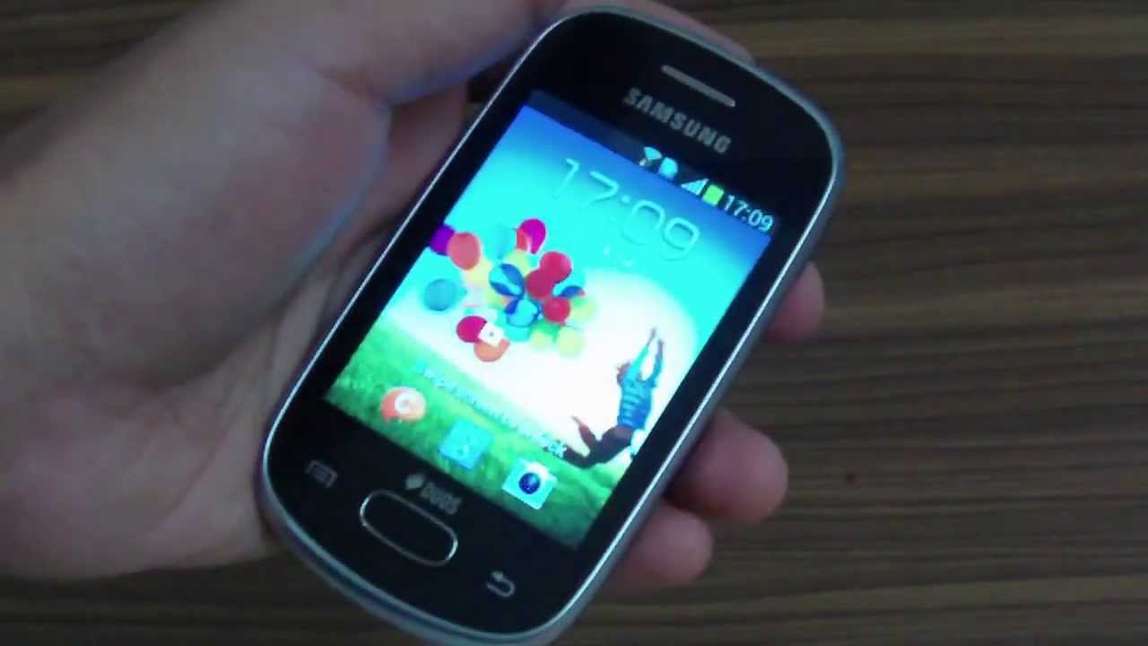 galaxy star s5282 review - photo #3