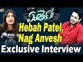 Exclusive Interview with 'Angel' Movie Team- Nag Anvesh, Hebah Patel