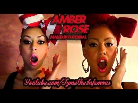 Baixar Tyme the Infamous as Amber Rose Makeup Tutorial!
