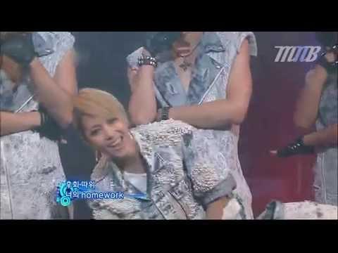[MNB] BoA - Dangerous (Live) [THAI SUB]