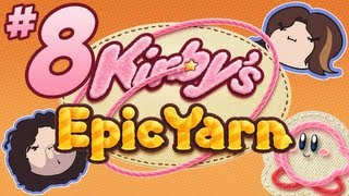 Kirby's Epic Yarn: Phoenix Write Me a Letter - PART 8 - Game Grumps