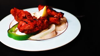Tandoori Chicken — Grilled or Broiled