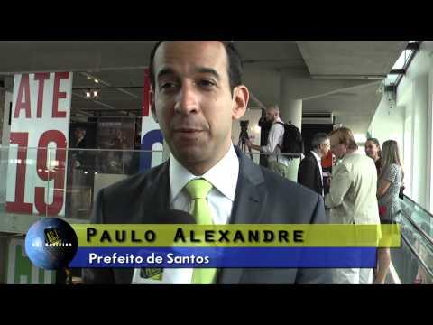 ASJ Notícias - Museu Pelé - Paulo Alexandre