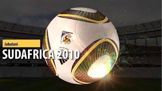 Historia de los BALONES en Copa del Mundo