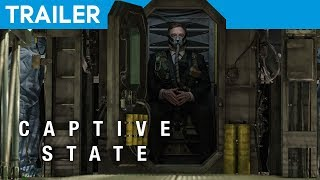 Captive State | Offizieller HD Trailer 1 | Deutsch German | (2018) HD