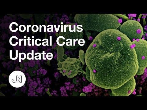 Coronavirus Critical Care Update - January 2021