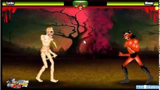 Game đánh nhau quái vật - Trò chơi quái vật đánh nhau cực hay