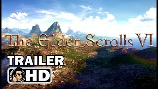 THE ELDER SCROLLS 6 Official E3 Trailer (2018) Bethesda RPG Game HD