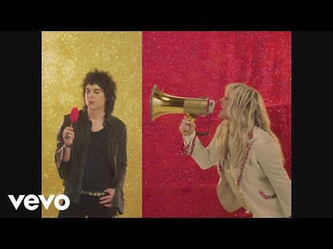 The Struts - Body Talks ft. Kesha (Official Music Video)