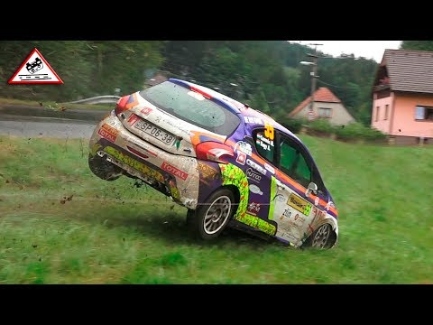 Crash & Show Barum Rally Zlín 2018