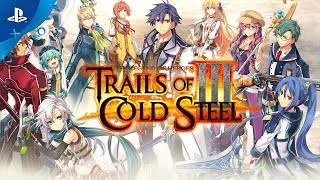 Trails of cold steel 2i :  bande-annonce