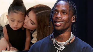Kylie Jenner's Baby Daddy Travis Scott VOWS To PROTECT Daughter Stormi!