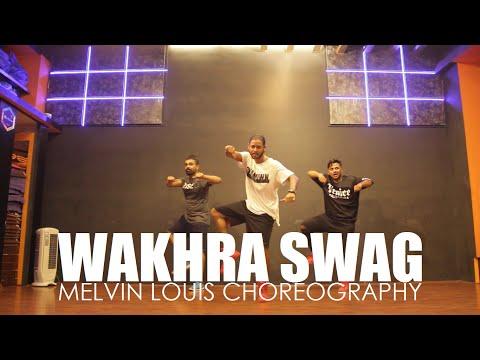 Wakhra Swag | Melvin Louis Choreography