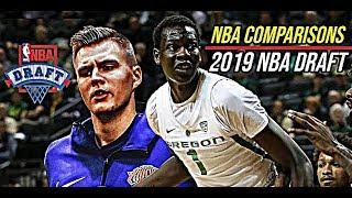 2019 NBA Draft Comparisons: Zion Williamson | Bol Bol | R.J. Barrett