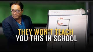 The Rich Don't Work For Money | They Won't Teach You This In School (KEEP THEM POOR)