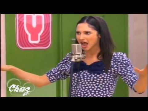 Francesca canta con los chicos Veo Veo en jazz