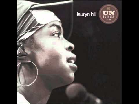 Lauryn Hill - The Conquering Lion (Unplugged)
