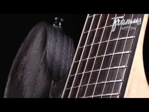 Framus Custom Shop Guitars: Diablo 7-String for Oli Schmidt of Letzte Instanz