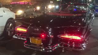 HighClass CC Cinco De Mayo Cruise Hollywood Boulevard 5/5/18