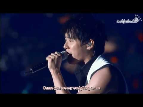 [Thaisub Live] TVXQ - Don't say goodbye