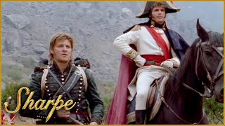 Lord Kiely Tries Repay Sharpe For Saving His Life | Sharpe