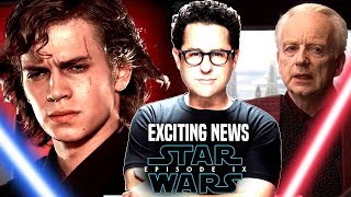 Star Wars Episode 9 Exciting News For Revenge Of The Sith & More! (Star Wars News)
