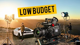 High production film with low budget: Here's how - Fat Llama review